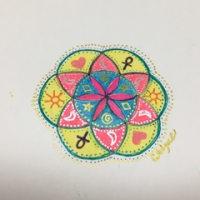 神聖幾何学「HaReArt」のお勉強会❤
