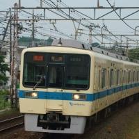 2017年6月19日 小田急  柿生  8053F