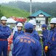 湯沢市消防訓練大会