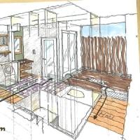 サンタフェでdesignの家が・・・
