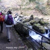 赤目四十八滝と長坂山トレッキング~♪