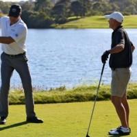 ゴルフの教え魔になっていませんか? 気をつけて!