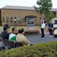 第6回松川村山の日植樹祭・大北森林祭が馬羅尾で開催・ルーカンから来客・ソフトボール開幕