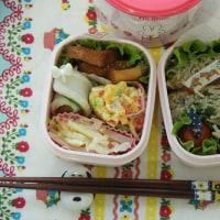 ☆今日のお弁当♪☆
