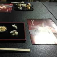 かぶら寿司の漬け込み