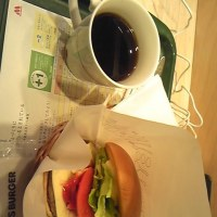 サトアキの好き好き喫茶店Volume70☆成増「モスバーガー1号店」