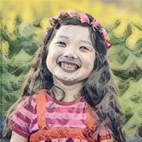 パソコン通信教育 ー写真を絵画風にアレンジするー