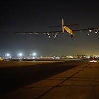 ソーラーインパルス2、世界一周最後のレグを飛行中!