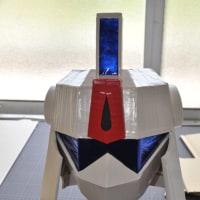 ☆ダンボールロボットを作る6-ザンダクロス(ジュド)編-その3