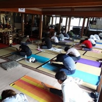 『Yoga Studio Mitra』さん指導による『寺Yoga in普門寺』2016年ハイライト!