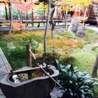 京都の冬!