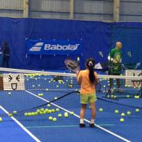 テニスのお祭