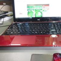 2月18日・PC修理に出しました。