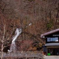 日光市 日塩もみじライン 峠の茶屋と白滝 29.4.24