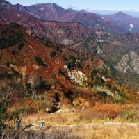 三方岩岳 白川郷ホワイトロードから散歩