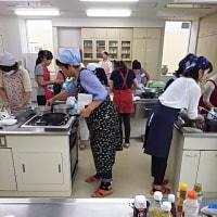 ヘルスメイト養成講座  調理実習(第6回目 )