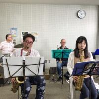 赤坂ジャズフェスティバルは新曲オンパレード‼︎