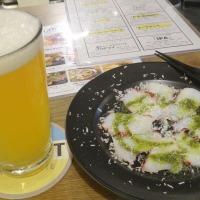 ハシゴ3軒目はクラフトビールをサク飲み!@神田駅の「TAP×TAP」を再訪!