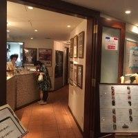 高島屋レストラン街は激混みだなあ in ポジリポ エ ナプレ