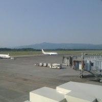 熊本空港deスナップ