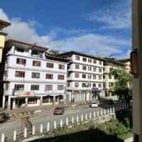 ブータン・ホテル