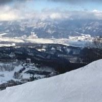 あけましておめでとうございます!で長野県スキー