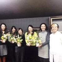 昨日は、生花とコサージュレッスン開催しました◡̈