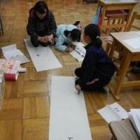 児童会選挙活動始まる