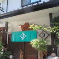「須坂」あがれ家で蕎麦を食べる