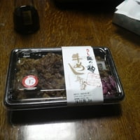 今日のディナー(お総菜)