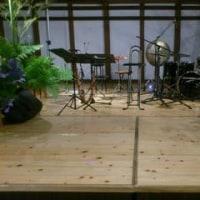 チェンミン ステージセッティング画像