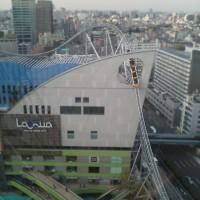 東京見物♪