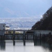 浅川ダム試験湛水57日