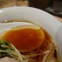 17022 そらみち@金沢 1月14日 今日は魚介でバランスをとってみました! 中華そば