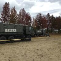 日本原駐屯地創設51周年記念日行事