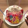 念願のケーキ
