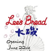 Lee's Bread  6/22openしましたヽ(^。^)ノ