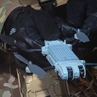 超小型ドローンが米兵の必携アイテムになるか?