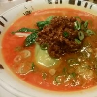カスタマイズし放題!四川辣麺。