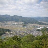 兵庫県丹波市の向山へ~