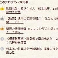 昨日の人気記事紹介