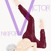 """【ユーリ!!!】""""ダンサー""""ヴィクトル×セルゲイ・ポルーニン #yurionice"""