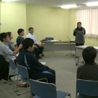 手話言語条例施行を受け県民手話講座