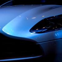 Aston Martin DB11 at Tokyo Auto Salon 2017