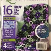 キルト洋書雑誌(新刊)とお買い物
