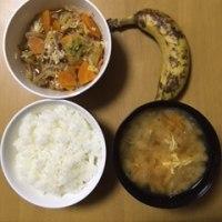 藤井四段の快挙見ながら朝食