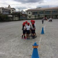 足立区千寿常東小学校でリングビーの出前授業!