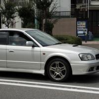 Subaru Legacy 1998- 全車がスポーツモデルになった3代目スバル レガシィのセダン