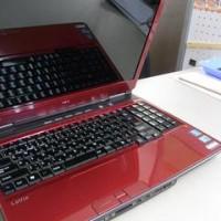 NEC ノートパソコン LL550/W