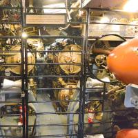 F-M社の対向ピストンエンジン〜潜水艦「ライオンフィッシュ」